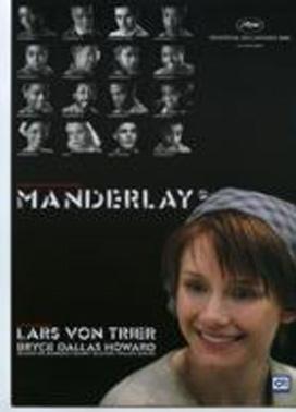 La copertina DVD di Manderlay