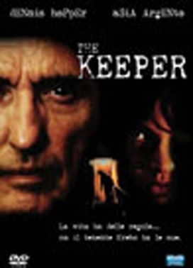 La copertina DVD di The Keeper