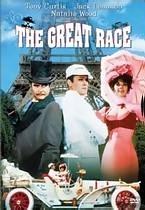 La locandina di La grande corsa