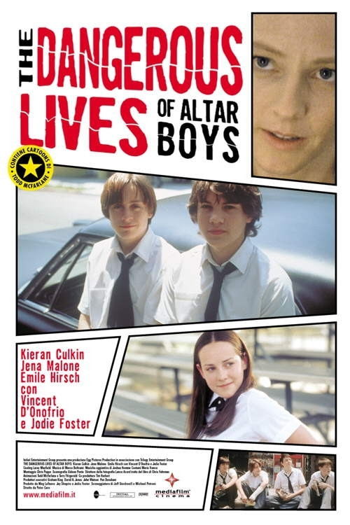 La locandina di The dangerous lives of altar boys