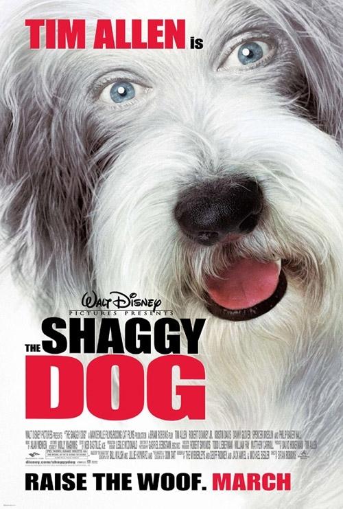 La locandina di The Shaggy Dog