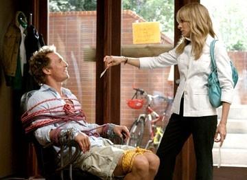 Matthew McConaughey e Sarah Jessica Parker in A casa con i suoi (2006)