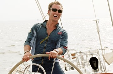 Matthew McConaughey nel film A casa con i suoi