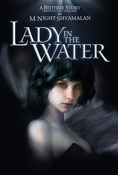 Il teaser poster di Lady in the Water