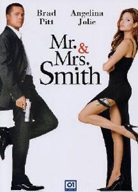 La copertina DVD di Mr. and Mrs. Smith - Edizione speciale