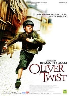 La copertina DVD di Oliver Twist - Edizione speciale