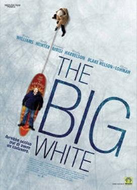 La copertina DVD di The Big White