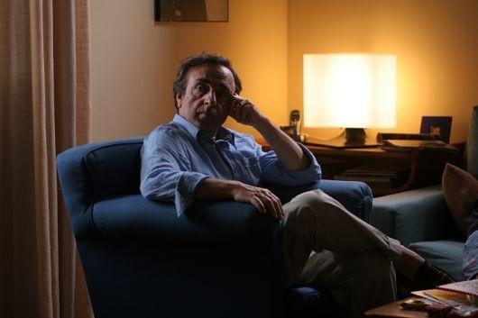 Silvio Orlando in una scena de Il caimano