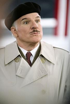Steve Martin è l'ispettore Closeau ne La pantera rosa