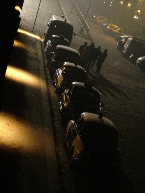 Sul set del film Hannibal Lecter - Le origini del male (Hannibal Rising)