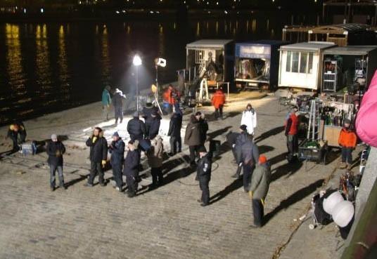 Sul set di Hannibal Lecter - Le origini del male (Hannibal Rising, 2007)