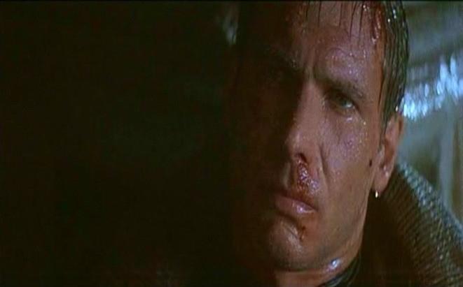 Harrison Ford dal film BLADE RUNNER