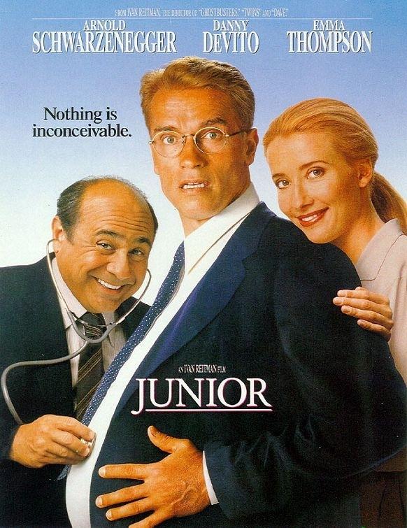 La locandina di Junior
