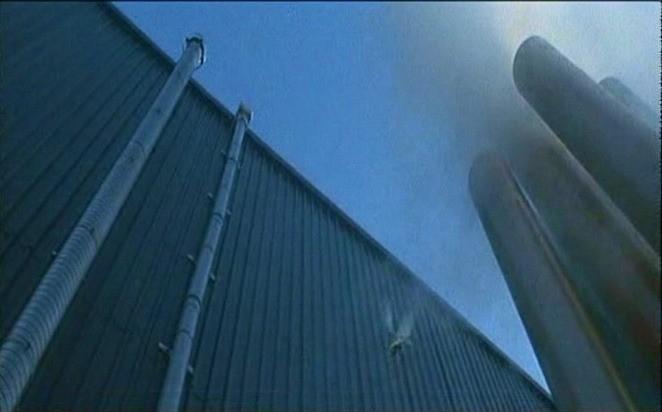 Una scena di BLADE RUNNER di Ridley Scott