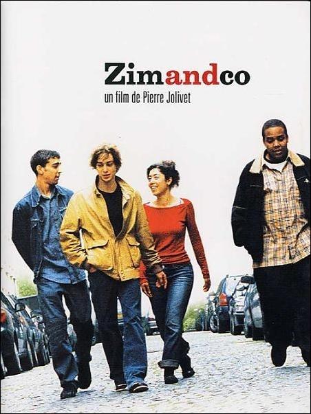 La locandina di Zim and Co.