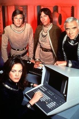Un'immagine promozionale di Galactica