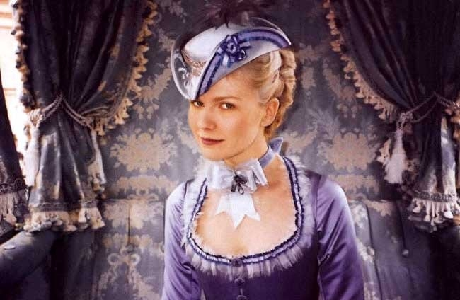Kirsten Dunst è Marie-Antoinette, regina di Francia