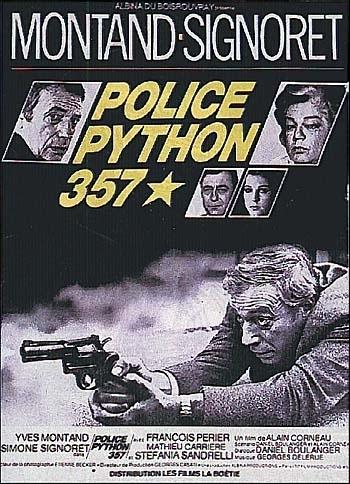 La locandina di Police Python 357