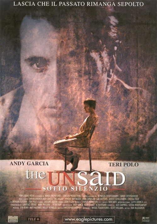 La locandina di The Unsaid