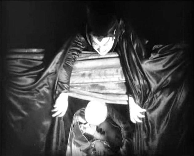 Emil Jannings, Gösta Ekman e Hanna Ralph in una scena di FAUST