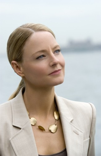 Jodie Foster in una scena del film Inside Man