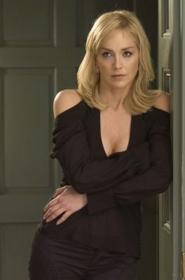 Una splendida Sharon Stone in Basic Instinct 2