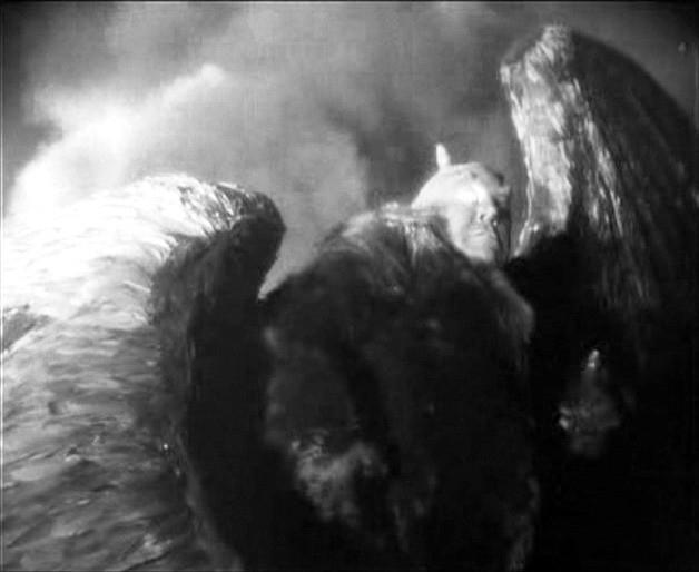 Una scena di FAUST, del '26