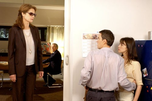 Charlotte Rampling e Charlotte Gainsbourg in Due volte lei