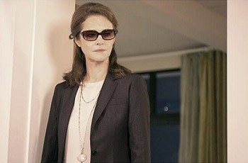 Charlotte Rampling in Due volte lei