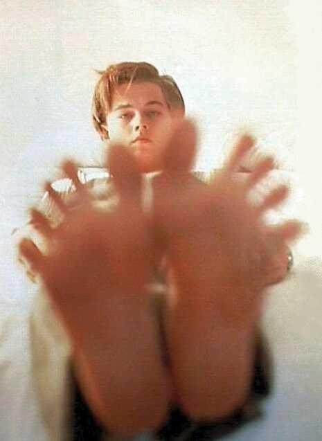 un buffo ritratto di Leonardo DiCaprio