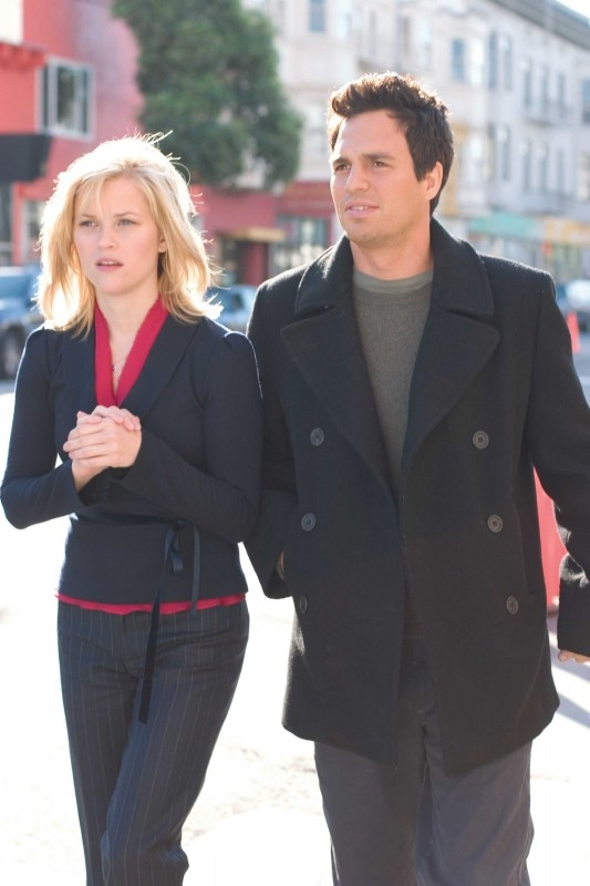 "Reese Witherspoon e Mark Ruffalo in una scena di Just Like Heaven ??"" Se Solo Fosse Vero"