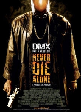 La copertina DVD di Never Die Alone