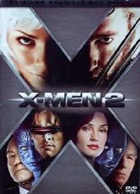 La copertina DVD di X-Men 2 - Edizione speciale