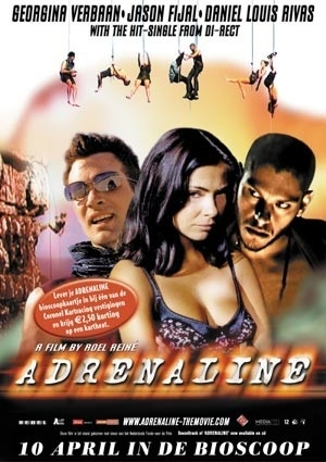 La locandina di Adrenaline