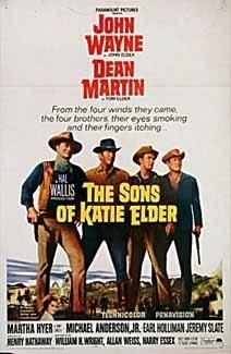 La locandina di I quattro figli di Katie Elder