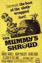 La locandina di Il sudario della mummia