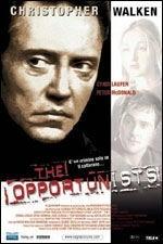 La locandina di The Opportunists