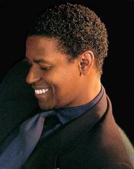 un ritratto di Denzel Washington