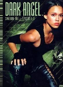 La copertina DVD di Dark Angel - Stagione 2