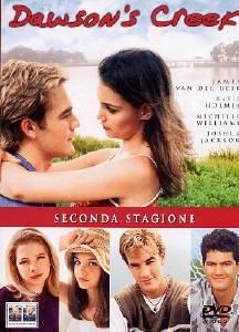 La copertina DVD di Dawson's Creek - Stagione 2
