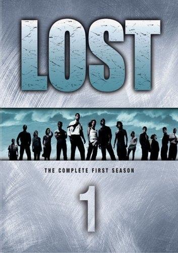 La copertina DVD di Lost - The Complete First Season