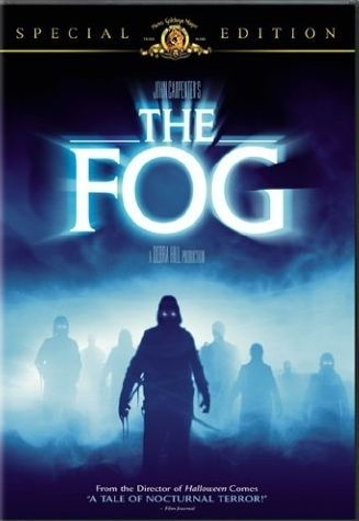 La copertina DVD di The Fog Special Edition
