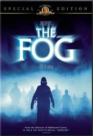 La copertina DVD di The Fog Special Edition