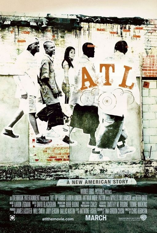 La locandina di ATL