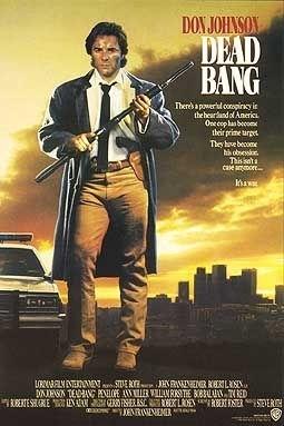 La locandina di Dead Bang - A colpo sicuro