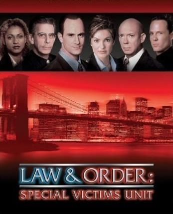 La locandina di Law & Order: SVU