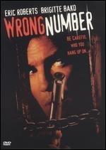 La locandina di Triplo inganno - Wrong Number