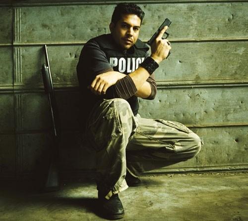 Benjamín Benítez in 'Wanted'