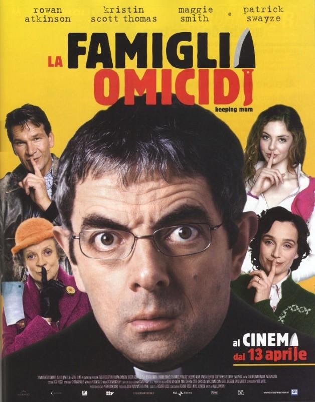 Il manifesto italiano de La famiglia omicidi