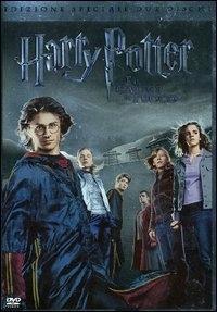 La copertina DVD di Harry Potter e il calice di fuoco - Special Edition